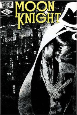 Moon Knight #23. Click for values.