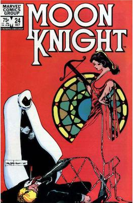 Moon Knight #24. Click for values.