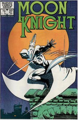 Moon Knight #27. Click for values.
