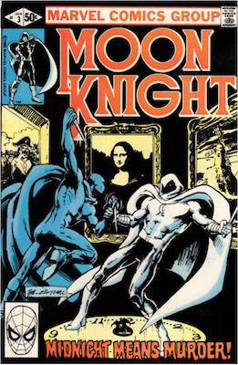 Moon Knight #3. Click for values.