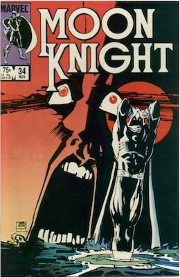 Moon Knight #34. Click for values.