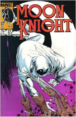 Moon Knight #37. Click for values.