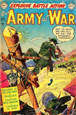 Our Army at War #10. Click for current values.