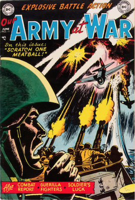 Our Army at War #11. Click for current values.