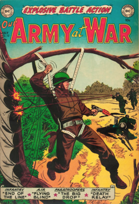 Our Army at War #12. Click for current values.