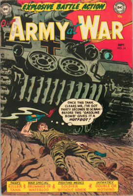 Our Army at War #14. Click for current values.