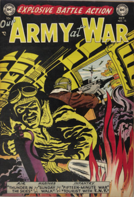 Our Army at War #15. Click for current values.