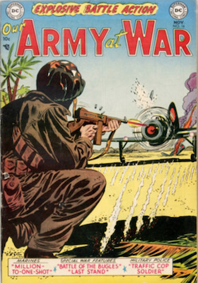 Our Army at War #16. Click for current values.