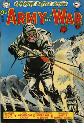 Our Army at War #17. Click for current values.