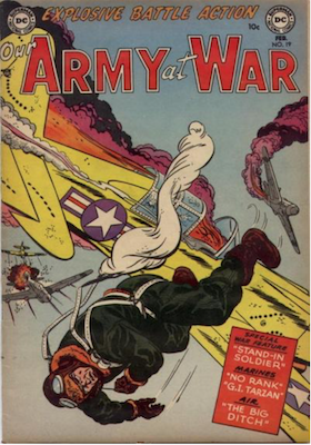 Our Army at War #19. Click for current values.