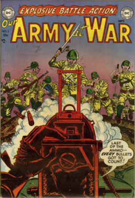Our Army at War #2. Click for current values.