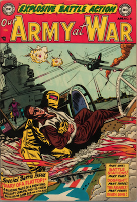 Our Army at War #21. Click for current values.