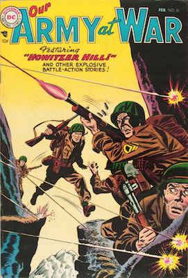 Our Army at War #31. Click for current values.