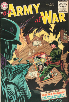 Our Army at War #32. Click for current values.