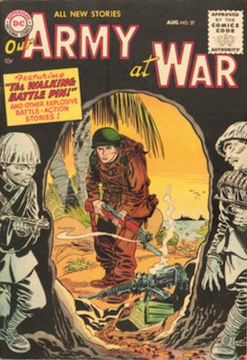 Our Army at War #37. Click for current values.