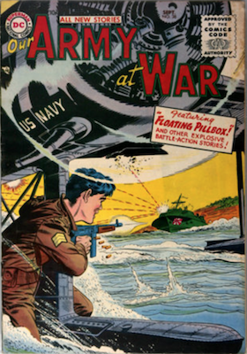 Our Army at War #38. Click for current values.