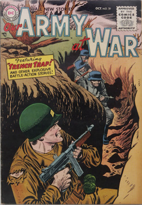 Our Army at War #39. Click for current values.