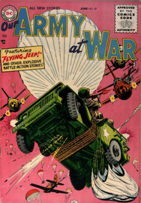 Our Army at War #47. Click for current values.