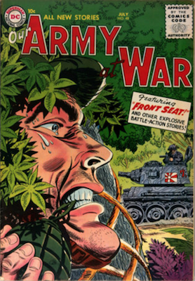 Our Army at War #48. Click for current values.