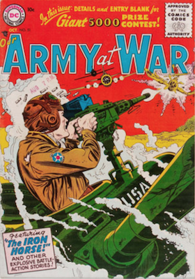 Our Army at War #51. Click for current values.