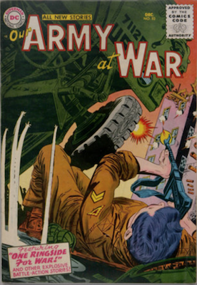 Our Army at War #53. Click for current values.