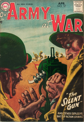 Our Army at War #57. Click for current values.