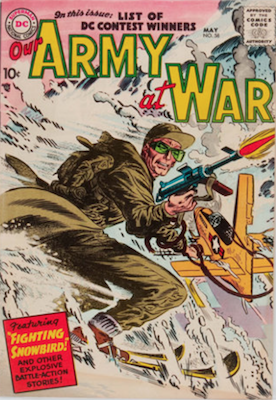 Our Army at War #58. Click for current values.