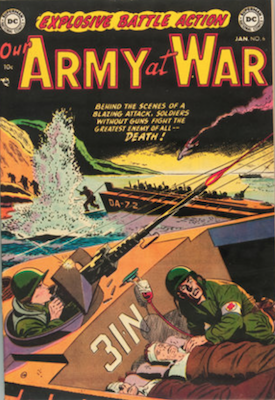Our Army at War #6. Click for current values.