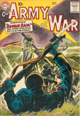 Our Army at War #60. Click for current values.