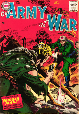 Our Army at War #62. Click for current values.