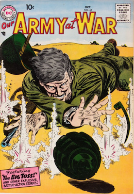 Our Army at War #63. Click for current values.