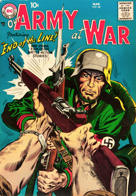 Our Army at War #68. Click for current values.