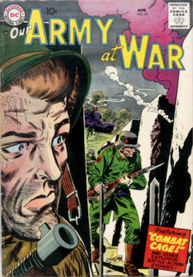 Our Army at War #69. Click for current values.