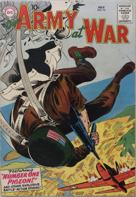 Our Army at War #72. Click for current values.