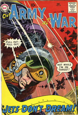 Our Army at War #77. Click for current values.