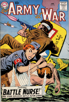 Our Army at War #78. Click for current values.