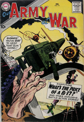 Our Army at War #79. Click for current values.