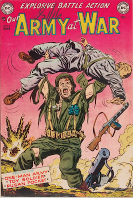 Our Army at War #8. Click for current values.