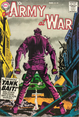 Our Army at War #80. Click for current values.