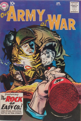 Our Army at War #81. Click for current values.
