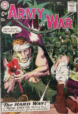 Our Army at War #88. Click for current values.