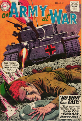 Our Army at War #89. Click for current values.