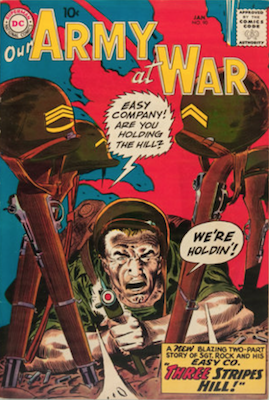 Our Army at War #90. Click for current values.