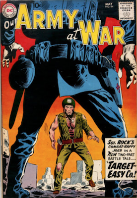 Our Army at War #94. Click for current values.