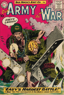 Our Army at War #99. Click for current values.