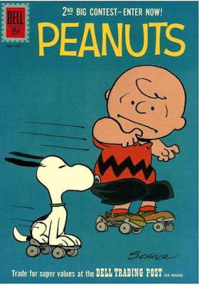 Peanuts (Dell) #11. Click for values.
