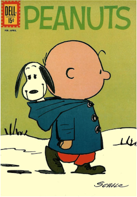 Peanuts (Dell) #12. Click for values.