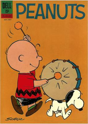 Peanuts (Dell) #13. Click for values.