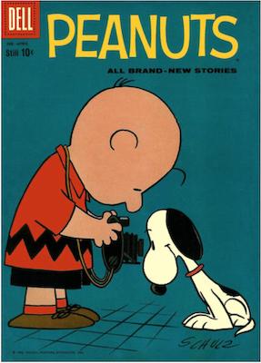 Peanuts (Dell) #4. Click for values.