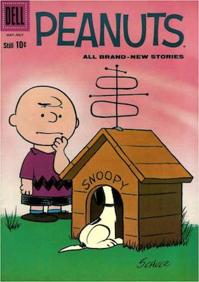 Peanuts (Dell) #5. Click for values.